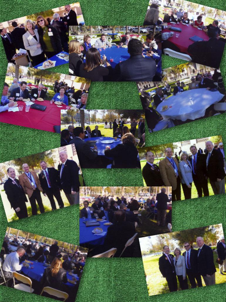 January 2014 NAIFA-Arizona/IFAPAC-Arizona 'Capitol Hill Day' Event