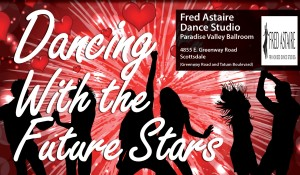 Dancing with the Future Stars @ Fred Astaire Dance Studio Paradise Valley Ballroom